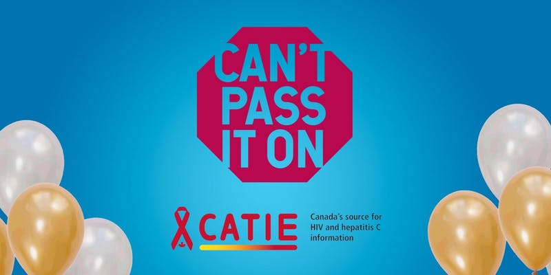 """""""Can't Pass It On"""" Launch Event"""